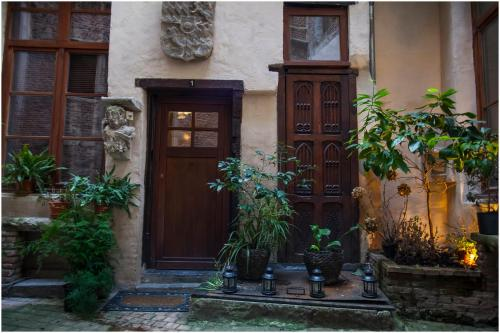 The facade or entrance of Holiday Homes Goddaard