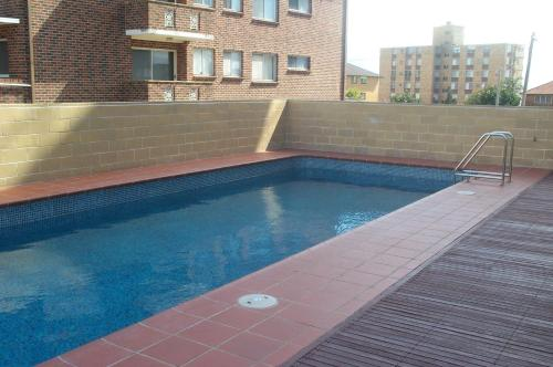 The swimming pool at or near Crystal Views, Unit 4