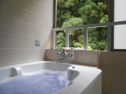 A bathroom at Hotel Will Takao (Adult Only)