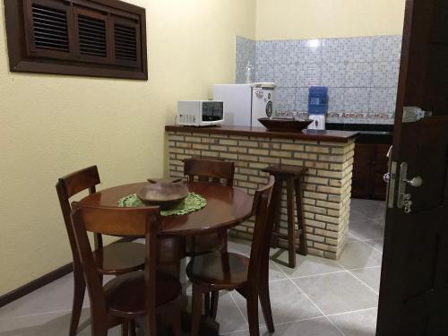 A kitchen or kitchenette at Apartamento Rocha