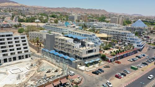 A bird's-eye view of HI - Eilat Hostel