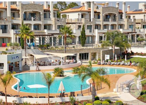 The swimming pool at or near Pine Hills Vilamoura