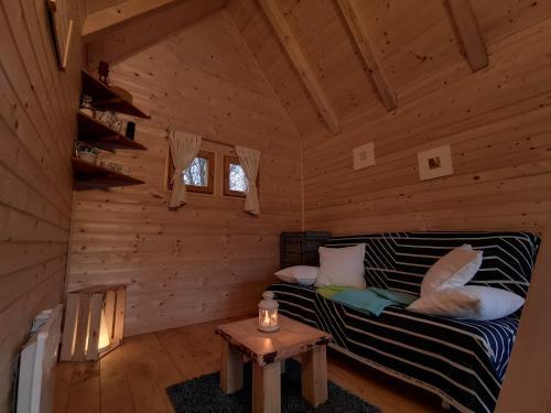 Krevet ili kreveti u jedinici u objektu Riverland