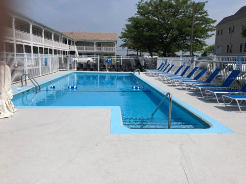 The swimming pool at or close to Travelodge by Wyndham Cape Cod Area