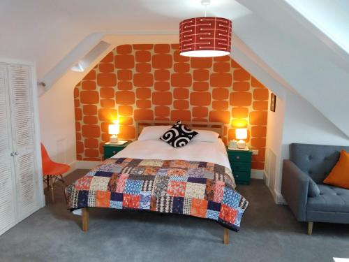 A bed or beds in a room at No. 38PZ