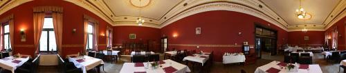 Restaurace v ubytování Zlatý Lev Žatec