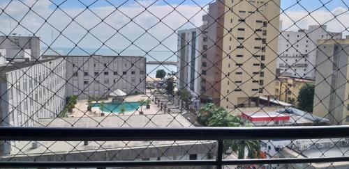 A view of the pool at ApartHotel - Praia Mansa 1 e 2 Qtos or nearby