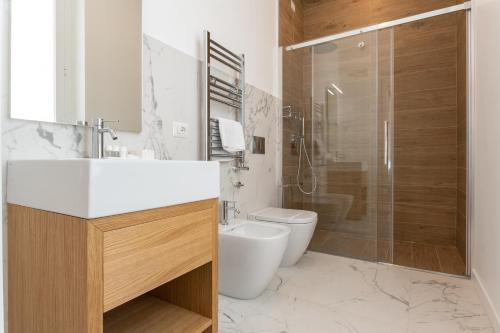 A bathroom at Concept Terrace Hotel
