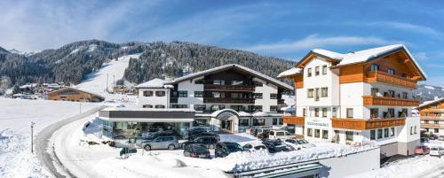 Hotel Waidmannsheil im Winter