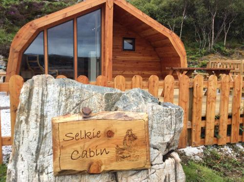 Achmelvich View self catering