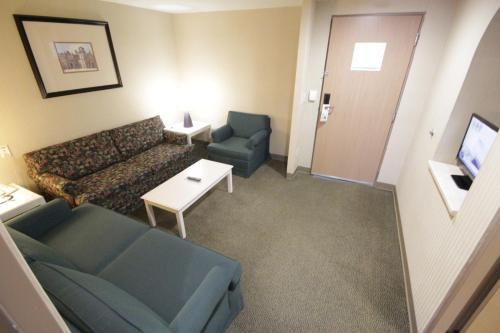 Zona de estar de Holiday Inn Leon-Convention Center