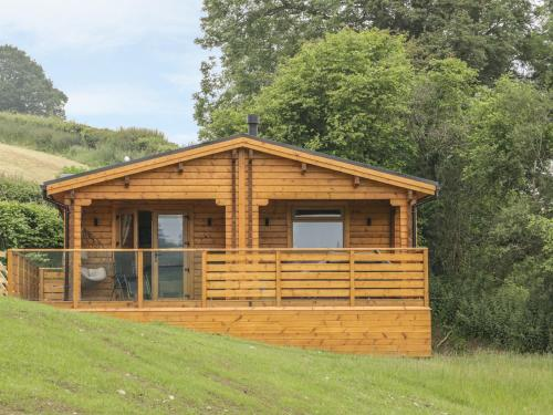 Manor Farm Lodges - Red Kite Lodge