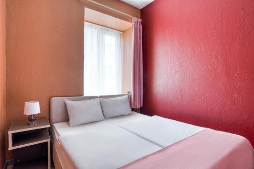 Кровать или кровати в номере Отель Come Inn