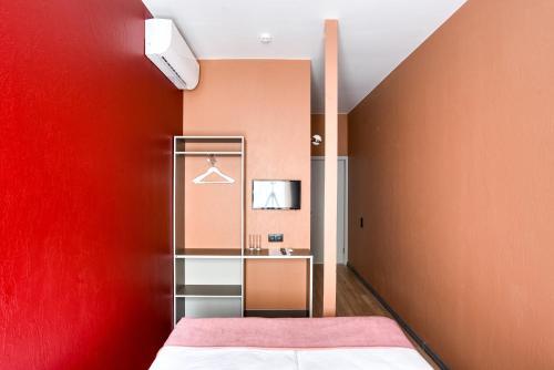 Планировка Отель Come Inn