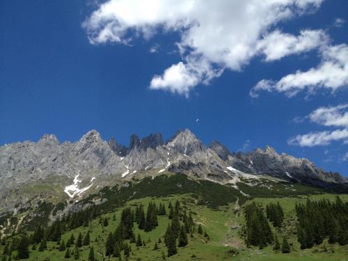 Alpenhof Schwaiger talvel