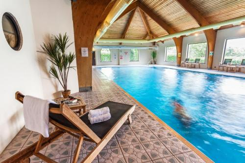 The swimming pool at or near The Castle Inn Hotel by BW Signature Collection, Keswick