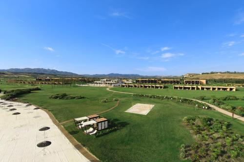 A bird's-eye view of Verdura Resort