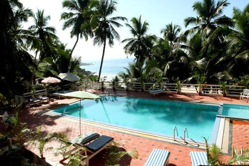 A view of the pool at Soma Palmshore or nearby