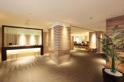 Hall ou réception de l'établissement Tokyu Stay Shibuya