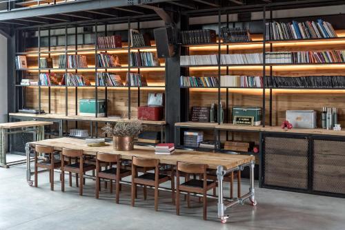 Ristorante o altro punto ristoro di The Stay Alacati Warehouse