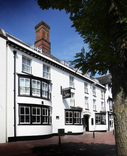 The Swan Hotel, Stafford, Staffordshire