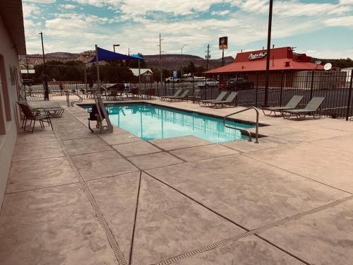 Basen w obiekcie La Quinta by Wyndham Kanab lub w pobliżu