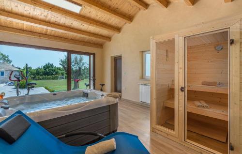 Spa i/ili sadržaji za wellness u objektu Stone Luxury Villa