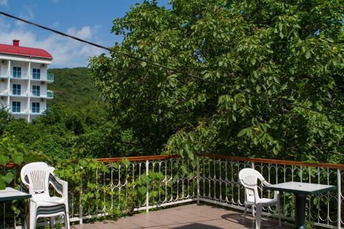 Балкон или терраса в Домашний пансионат Натали