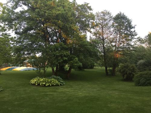 En have udenfor Billund Farm Holiday