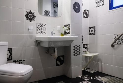 Ένα μπάνιο στο Merso
