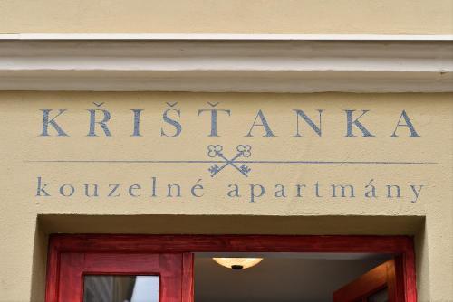 Logo nebo znak apartmánu