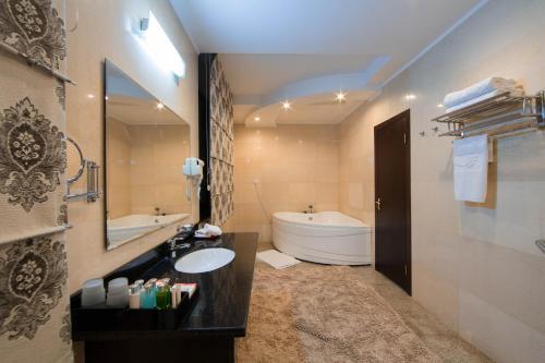 Jannat Regencyにあるバスルーム