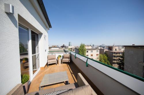 Un balcón o terraza de Place for you