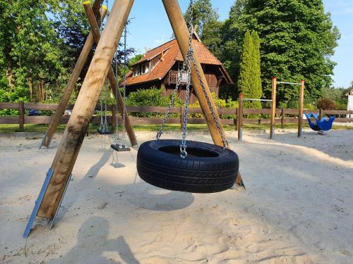 Children's play area at Zur Alten Fuhrmanns-Schaenke