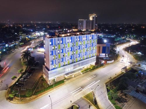 A bird's-eye view of Hotel Citradream Bintaro
