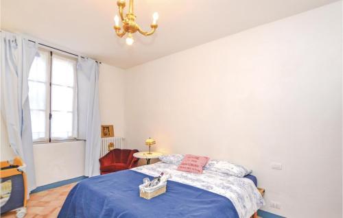 Letto o letti in una camera di Apartment Casa Nonno Orazio