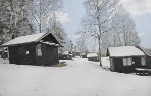 Holiday home Olsová Vrata I v zimě