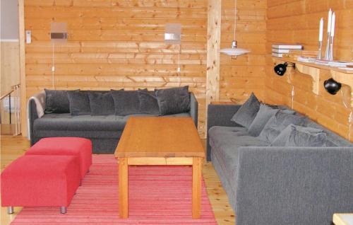 A seating area at Holiday home Ottsjö Mossvägen Undersåker