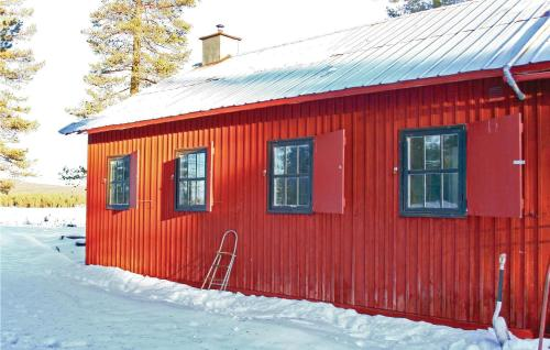 Holiday home Storberg Arvidsjaur under vintern