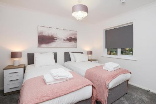 Brook Court - Elegant 2bed Apartment