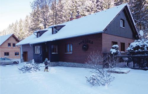 Holiday home Krasna Nr. v zimě