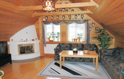 En sittgrupp på Holiday home Västra Rågrena Bodafors