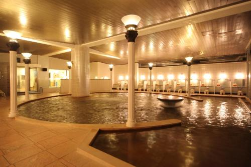 The swimming pool at or near Hotel Towadaso