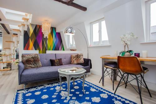 1 Bedroom Flat Sleeps 2 in Notting Hill