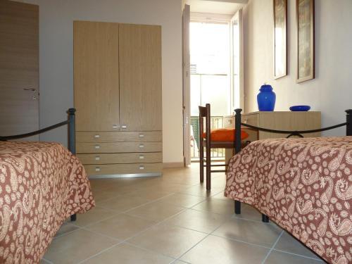 Letto o letti in una camera di Appartamenti Deliziosa