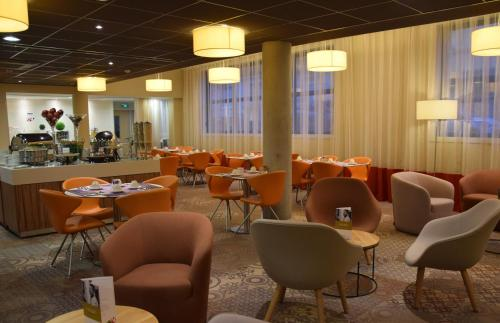 Ресторан / где поесть в Mercure Valenciennes Centre