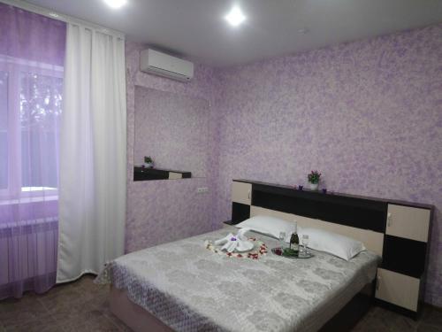 Кровать или кровати в номере Lux Guesthouse