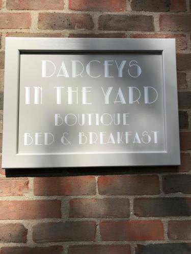 Darceys in the Yard