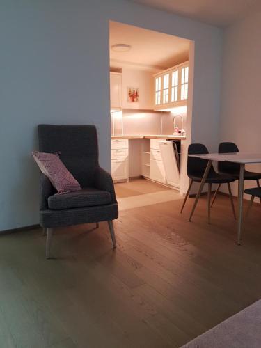 Posezení v ubytování Vienna Home48