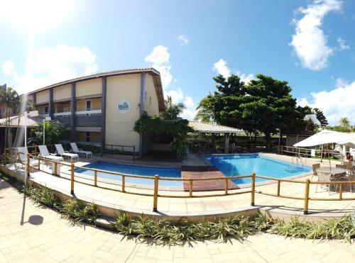 Бассейн в Hotel Pousada do Sol или поблизости